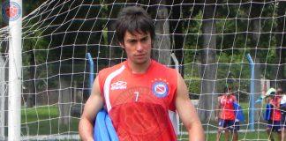 Argentinos Juniors: Ciro Rius