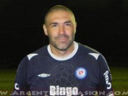 Argentinos Juniors: Marcelo Pontiroli, arquero Fútbol Senior