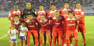 Amistoso: Nacional (Montevideo) 3 & Argentinos Juniors 1