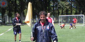 Argentinos Juniors: DT Fabián de Sarasqueta