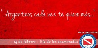 Argentinos Juniors: Día de los Enamorados - Campaña de socios