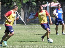 Argentinos Juniors: Nuñez y Caruso nuevamente entre los 11 iniciales