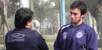 Argentinos Juniors: DT Caruso Lombardi y Ciro Rius