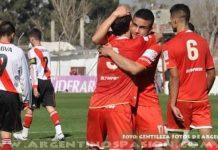 Zona Campeonato, 1ª fecha: Argentinos Juniors & River Plate   Arranque gigante para los chicos