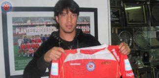 Argentinos Juniors: Sergio Javier Vittor