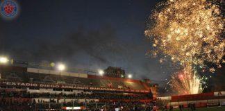 Argentinos Juniors: Fiesta de los 109 años del club