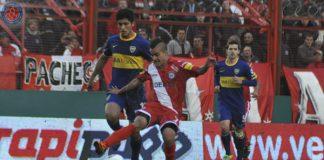 Argentinos Juniors, Droopy Gómez