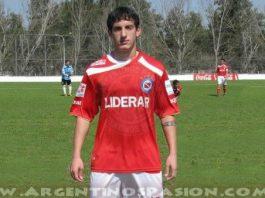 Reserva de Argentinos Juniors: Ezequiel Ham