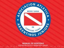 Argentinos Juniors: Manual de Marcas