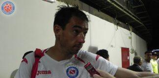 Argentinos Juniors: Hernán Boyero