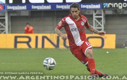 Argentinos Juniors: Lucas Rodríguez