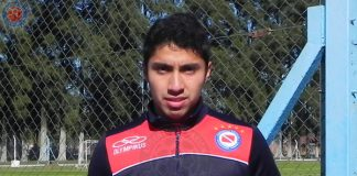 'Argentinos Juniors', 'La Paternal', 'Selección chilena Sub20', 2015, pretemporada, 'Luciano Cabral', Cabral