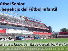 'Argentinos Juniors', 'los Bichos', 'Los Bichitos', 'La Paternal', amistoso, veteranos, 'seniors de San Juan', 'Diego Armando Junior', Maradona, Junior, visita, Museo