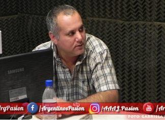 'Argentinos Juniors', 'La Paternal', 'Argentinos Pasión', 'Semillero del Mundo', 'Bichos Colorados', 'Adrián Pérez', Pérez, Uruguayo, 'Secretaría de Prensa'