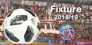 'Argentinos Juniors', 'La Paternal', 'Argentinos Pasión', 'Semillero del Mundo', 'Bichos Colorados', 'Fixture 2018/2019', Fixture, 'Fixture 2018-2019', Superliga