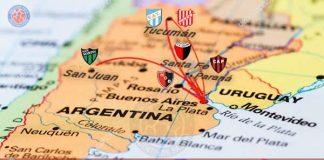 'Argentinos Juniors', 'La Paternal', 'Argentinos Pasión', 'Semillero del Mundo', 'Bichos Colorados', Viajes, kilómetros, 'Superliga 2018/2019'