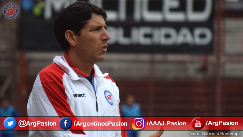 Argentinos Juniors: DT Raúl Sanzotti